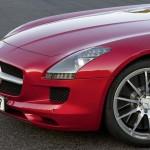 Mercedes-Benz SLS AMG Leichtmetall Felge