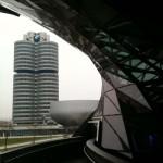 Anfahrt BMW Museum Muenchen