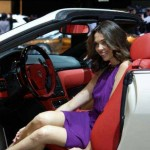 Auto Salon Genf Messehostess 18