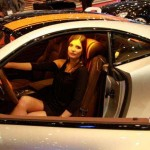 Auto Salon Genf Messehostess 22
