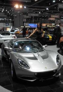 Auto Salon Genf Messehostess 27