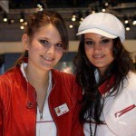 Auto Salon Genf Messehostess 29