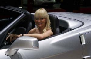 Auto Salon Genf Messehostess 30