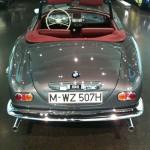 BMW 507 Heck