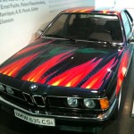 BMW 635 CSI ArtCar