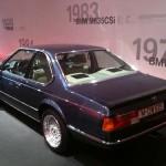 BMW M 635 CSI Heck
