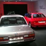 BMW M5 und M3 Heck