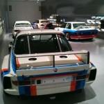 BMW Tourenwagen Heck