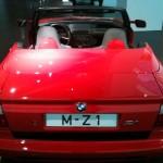 BMW Z1 Heck