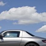 Mercedes Benz SLS AMG Fluegeltueren