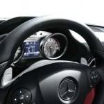 Mercedes Benz SLS AMG Lenkrad