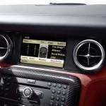 Mercedes Benz SLS AMG Innenraum