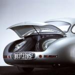 Mercedes-Benz 300 SL Coupe Gullwing W194 Ersatzräder