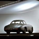 Mercedes-Benz 300 SL Coupe Gullwing W194 Heck