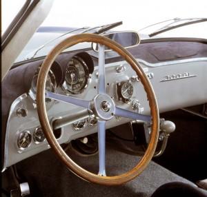 Mercedes-Benz 300 SL Coupe Gullwing W194 Lenkrad