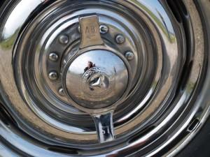 Mercedes-Benz 300 SL Fluegeltuerer W198 Felge