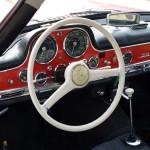 Mercedes-Benz 300 SL Fluegeltuerer W198 Innenraum