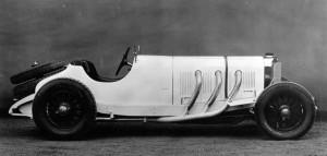 Mercedes-Benz Archiv Typ SSK