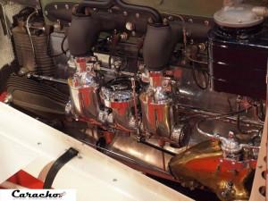 Mercedes-Benz SSK Motor