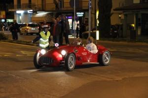 Mille Miglia 2010 - Wo geht es noch gleich nach Brescia?