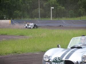 Berlin Classic 2010 - Speedway Wolfslake Austin Seven