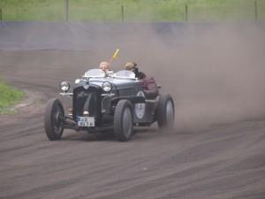 Berlin Classic 2010 - Speedway Wolfslake - Austin Seven Vollgas