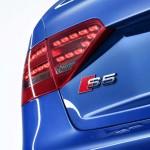 Audi S5 Cabriolet Emblem
