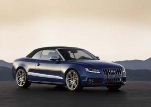 Audi S5 Cabriolet Geschlossen