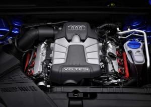 Audi S5 Cabriolet Motor