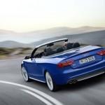 Audi S5 Cabriolet Talfahrt