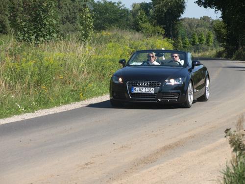 Audi TT Roadster - Mariä Himmelfahrt Kraftwagen e.V. Ausfahrt 2010