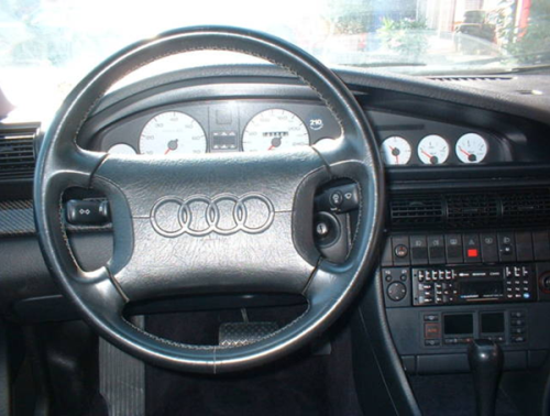 Instrumente Audi S6 Youngtimer