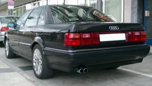 Audi V8 | (CC) Wikimedia Commons, Rudolf Stricker